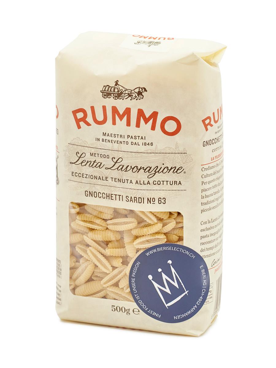 Rummo Gnocchetti Sardi Pasta by Bieri Selection