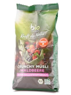 Bio Crunchy Waldbeere Müesli by Bieri Selection